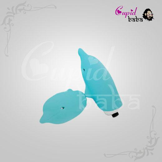 Mini Dolphin Pocket Vibrator