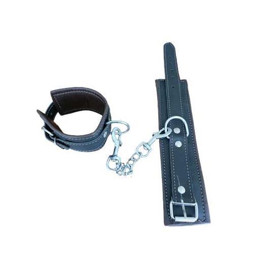 Brown/Black Handcuff