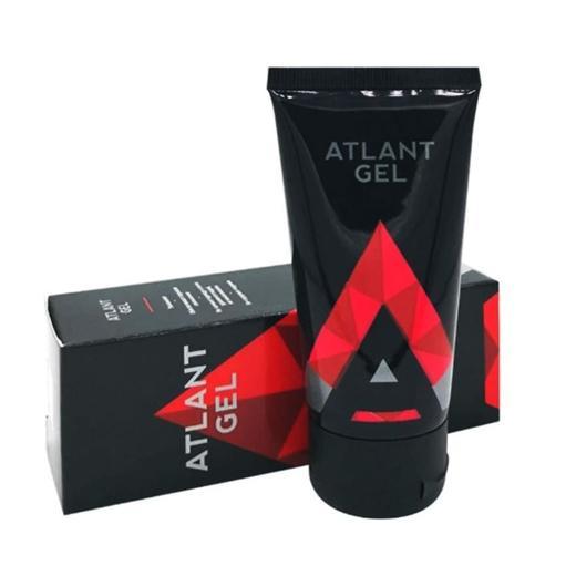 Atlant Gel Dick Enlarger Cream For Intensify Orgasm