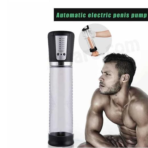 Automatic Electric Prolong Enhancer Penis Enlarger Extender Pump