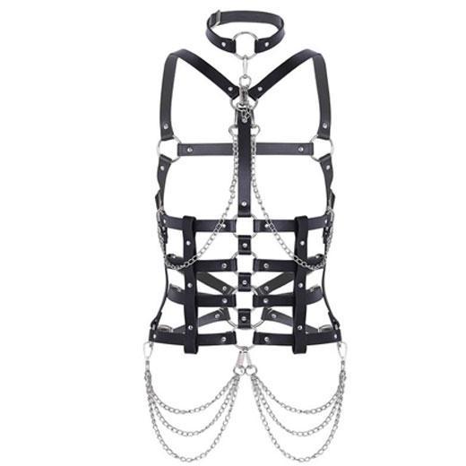 Women Harness Suspenders Bondage
