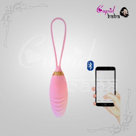 Bluetooth Female Toys Smart APP Control Jump Vibrator