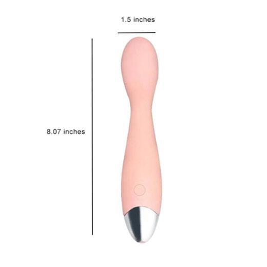 Silicone Clitoral G Spot Stimulator Vibrator For Women