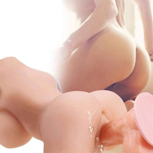 1.6 Kg CyberSkin Sex Doll Adult Toy For Men