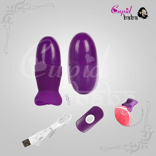 Egg Fun Stimulation Couples Vibrator
