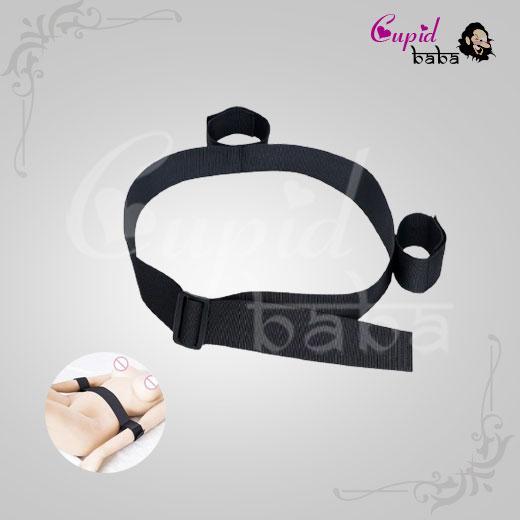 HOT Nylon Cosplay Restrictions BDSM Handcuffs