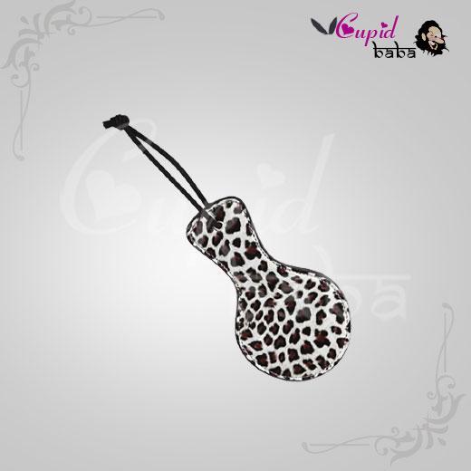 Leopard Design Spanking Paddle