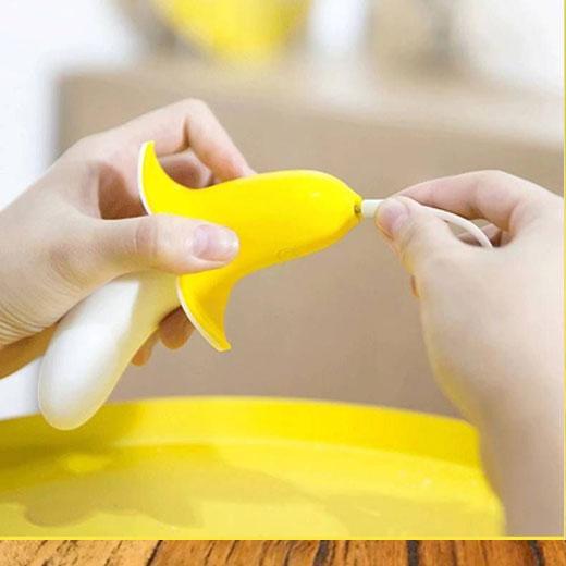 Little Banana Shaped G Spot Vibrator For Women