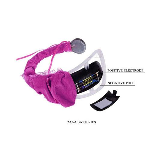 Wearable Panty Vibrator For Women With Wireless Remote