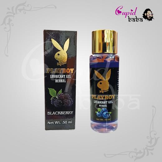 Playboy Lubricant BLACKBERRY 50 ml