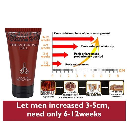 Provocative Gel Penis Enlargement Cream