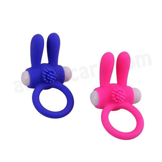 Rabbit Passion Cock Ring