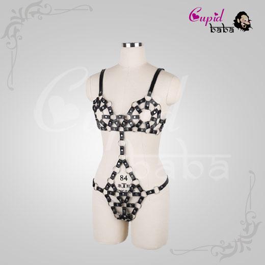 Romantic Bra Harness Body Bondage for Women