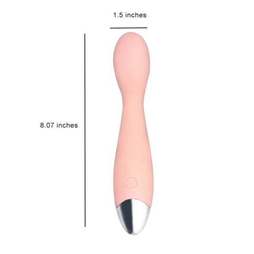 Silicone Clitoral G Stain Stimulator Vibrator For Women