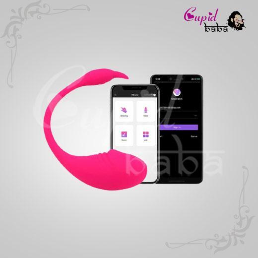 Smart App Remote Control Wearable Vibrator