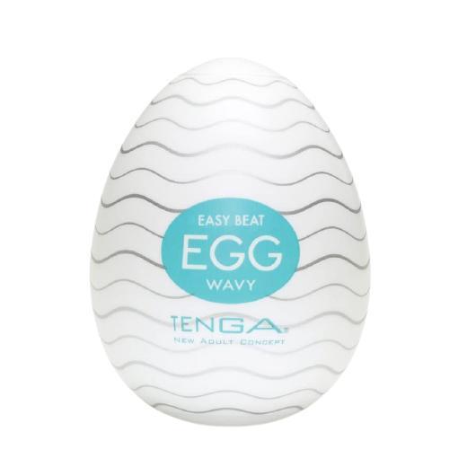 Tenga Easy Beat Egg Masturbator
