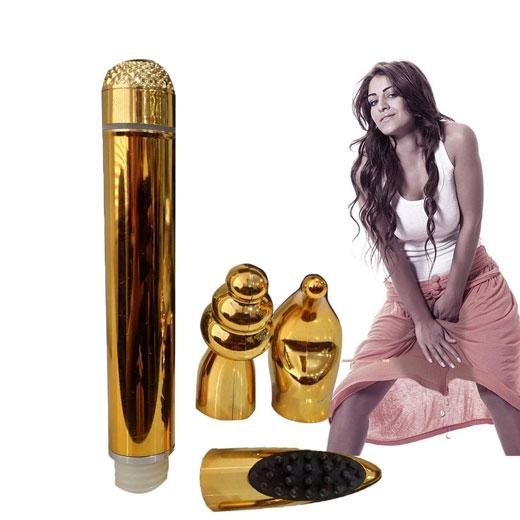 Noble Kit Vibrator with 3 Attachment