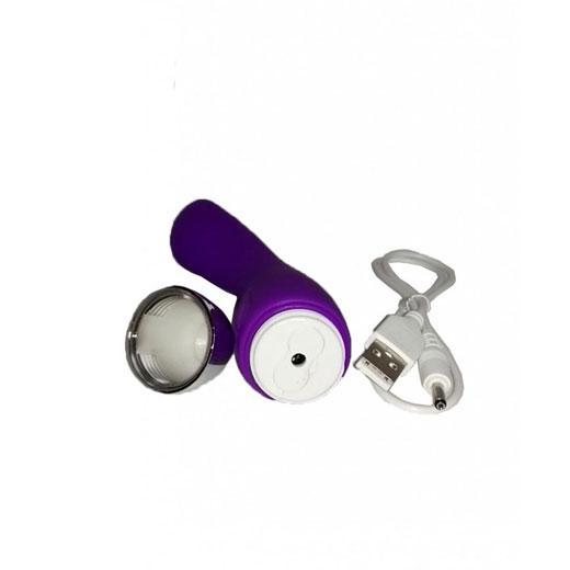 Winnie G-spot Purple Vibrator For Women