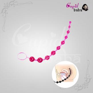 10 Anal Beads Backyard Jelly Plug