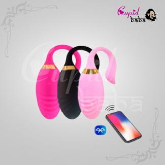 Bluetooth APP Wireless Remote Control Egg Bullet Vibrator