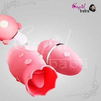 Bullet Egg Clit vagina Stimulation Tongue