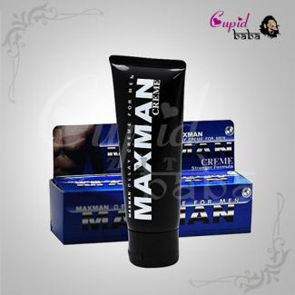 Maxman (Delay Gel For Men, Made In Usa)