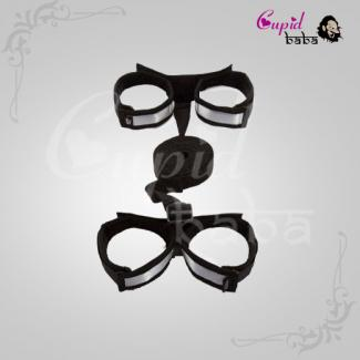 Under Bed Wrist and Ankle Restraint Set