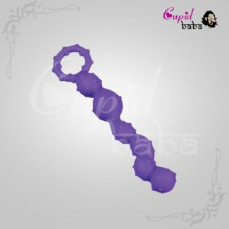 Silicone Anal Beads Sex Fantasy Toy
